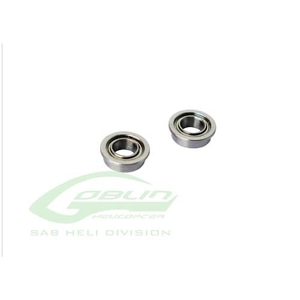엑스캅터 - HC486-S - Flanged Bearing 4x7x2.5mm ( MF74ZZ )