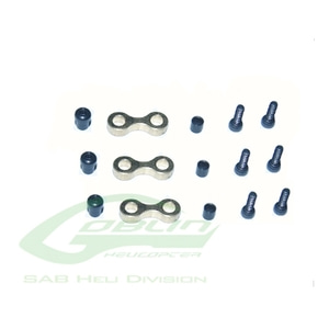 엑스캅터 - H0435-S - 3 Blades Steel Tail Bushing - Goblin 630/700/770 Competition/Speed/Urukay