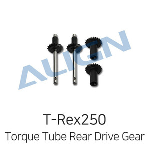 엑스캅터 - 얼라인 티렉스 250 PRO Torque Tube Rear Drive Gear Set