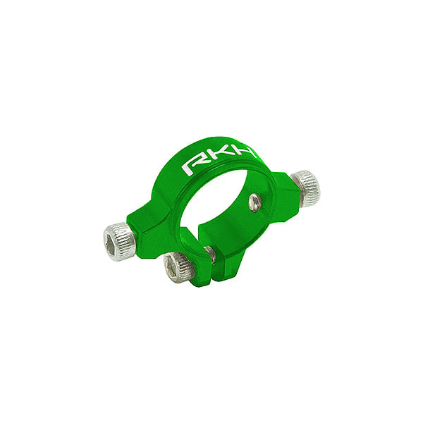 엑스캅터 - 라콘헬리 CNC AL Tail Boom Clamp Set (Green) - Blade 230 S 옵션