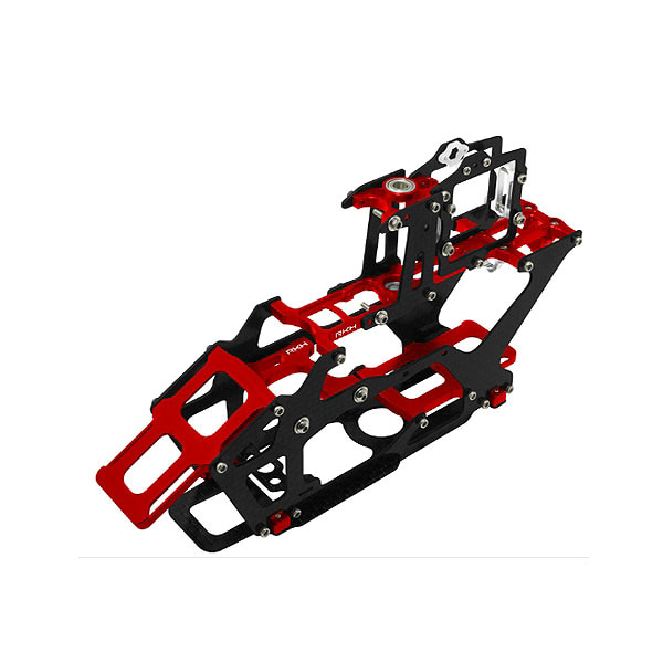 엑스캅터 - 라콘헬리 CNC AL and CF Main Frame Set - Blade 230 S RED 옵션