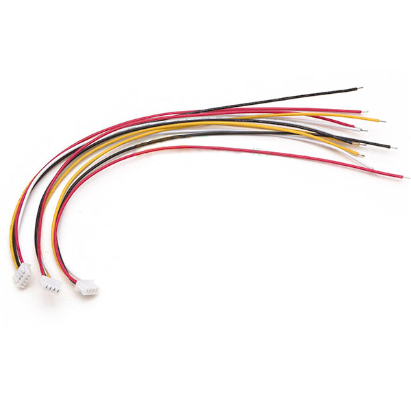 엑스캅터 - 폭시어 4pin CCD Camera Wire(3pcs)